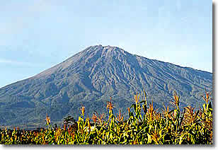 Mount Meru Climb Located in Arusha